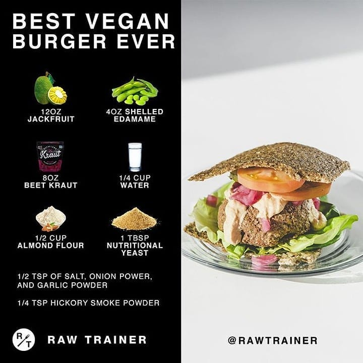 the best vegan burger you will ever make [save for later] display image  8db62b7d